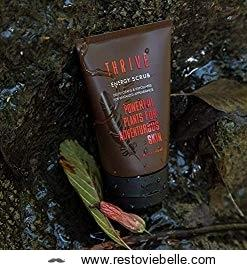 Thrive All Natural Men's Face Scrub 1