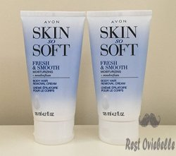 2 Avon SKIN SO SOFT