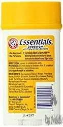 Arm & Hammer Essentials Natural Deodorant 1