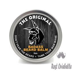 Badass Beard Care Beard Balm