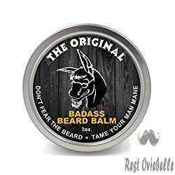 Badass Beard Care Beard Balm for Men