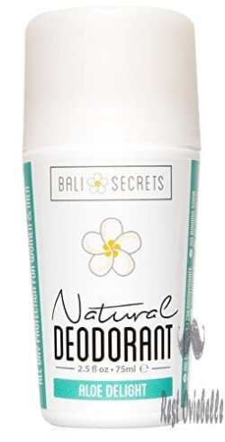Bali Secrets Natural Deodorant -