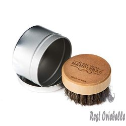 Beard Balm Application Brush |