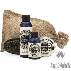 Beard Grooming Care Kit for