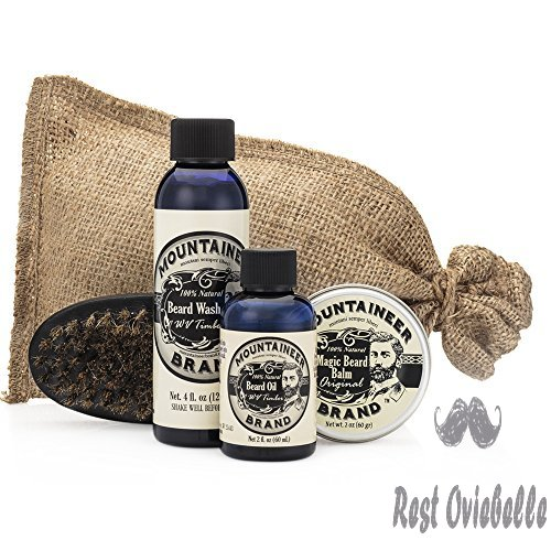 Beard Grooming Care Kit