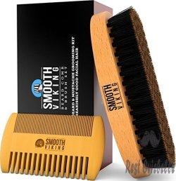 Beard & Mustache Brush and