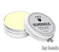 BEARDOHOLIC Beard Balm - Light