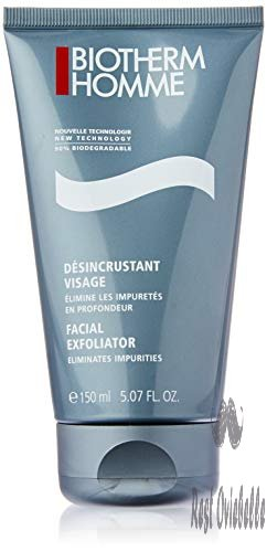 Biotherm Homme Facial Exfoliator for Men, 5.07 Ounce