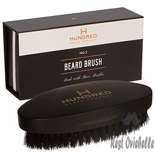 Boar Bristle Beard Brush -