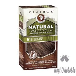 Clairol Natural Instincts Semi-Permanent Hair