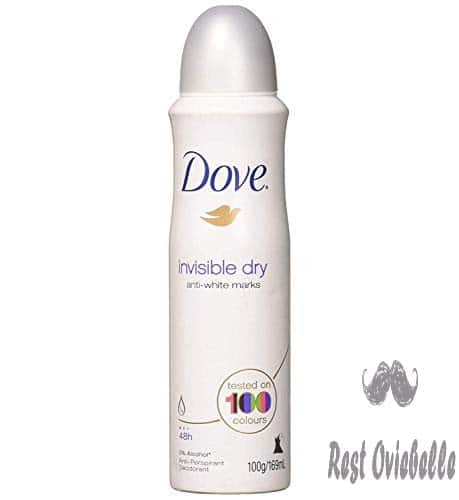 Dove Invisible Dry Anti White Marks Anti-Perspirant Deoderant  Image