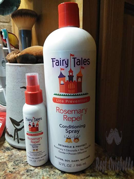 Fairy Tales Rosemary Repel Daily Kid Styling Gel for Lice Prevention, 8 Fl Oz (Pack of 1) Customer Image