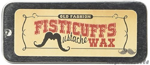 Fisticuffs Mustache Wax 15g Tin