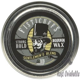 Fisticuffs Strong Hold Gentlemen's Blend Mustache Wax