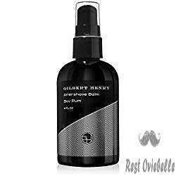 Gilbert Henry Natural Bay Rum Aftershave Balm