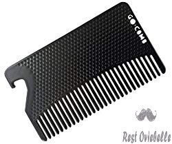 Go-Comb – Wallet Comb + Bottle Opener