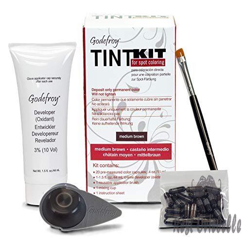 Godefroy Professional Tint Kit, Medium