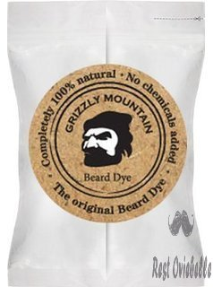 Grizzly Mountain Beard Dye -