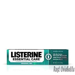 Listerine Essential Care Original Gel