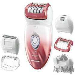 Panasonic ES-ED90-P Wet/Dry Epilator and