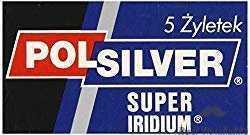Polsilver Super Iridium Razor Blades