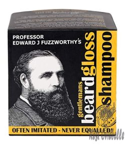 Professor Fuzzworthy's Beard SHAMPOO with
