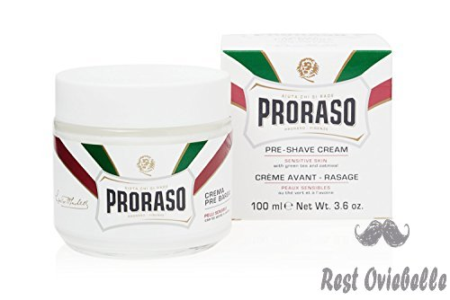 Proraso Pre-Shave Cream, Sensitive Skin,