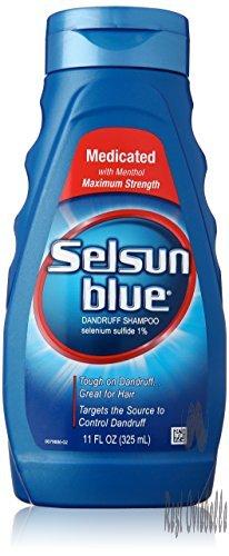 Selsun Blue Medicated Maximum Strength