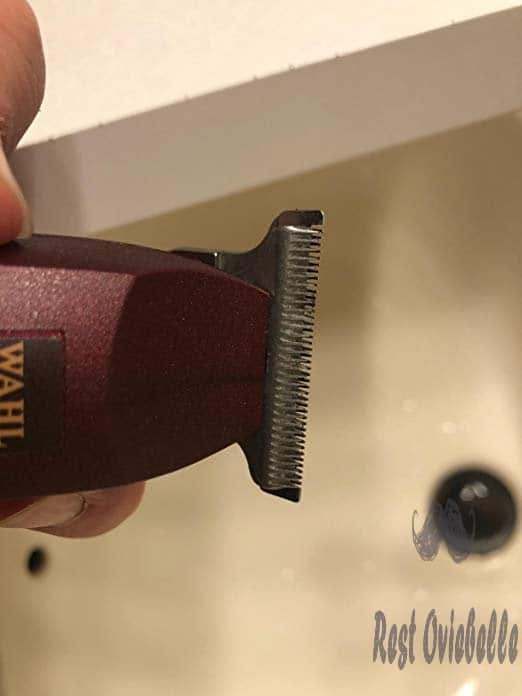 Wahl Professional 5 Star Series Cordless Retro T-Cut Trimmer #8412 Great for Professional Stylists and Barbers 60 Minute Run Time Customer Image 2