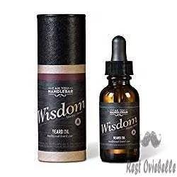 Wisdom Premium Beard Oil