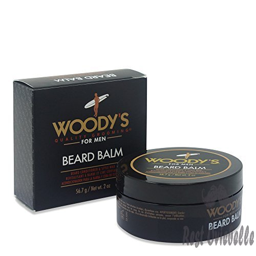 Woody's Beard Balm, 2 Ounce