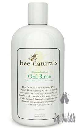 Best Whitening Pre-brush Oral Rinse