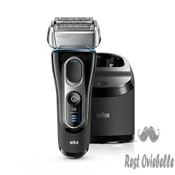 Braun Cruzer 5 Body Shaver-Travel Case