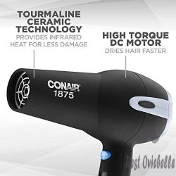 Conair 1875 Watt Tourmaline Ceramic Hair 1