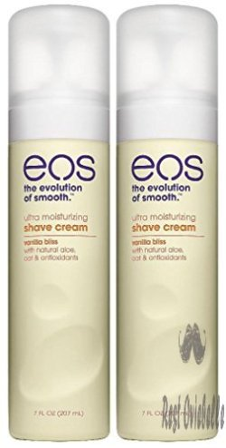 EOS Ultra Moisturizing Shave Cream,