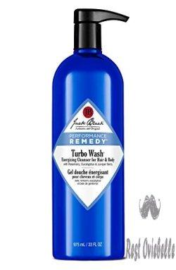 Jack Black Turbo Wash Energizing