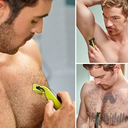 Philips Norelco Oneblade Face & Body Shaver 1