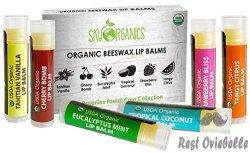 USDA Organic Lip Balm by