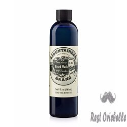 Beard Wash by Mountaineer Brand