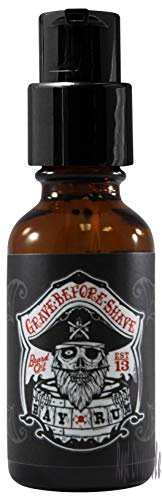 Grave Before Shave Bay Rum