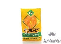 BIC Sensitive Single Blade Shaver