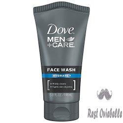 Dove Men+Care Face Wash Hydrate