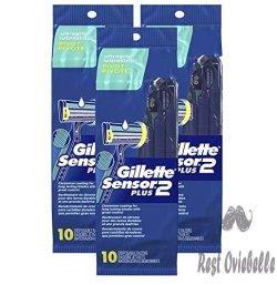 Gillette Sensor2 Plus