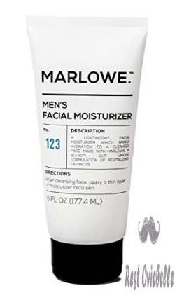 MARLOWE- No- 123 Men's Facial Moisturizer