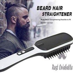 Ionic Beard Straightener Comb
