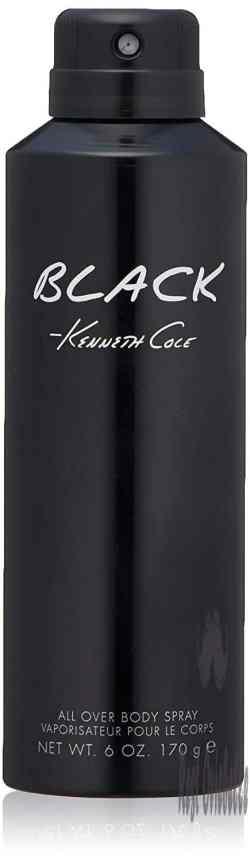 Kenneth Cole Black Body Spray