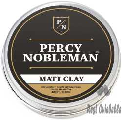 Matte Clay By Percy Nobleman,