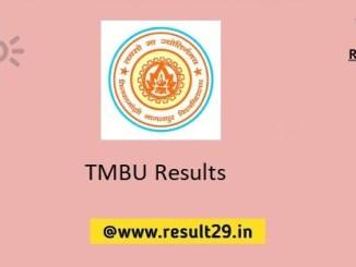 TMBU Results