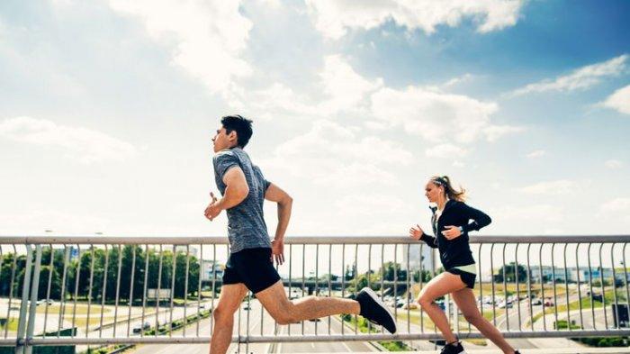 lari pagi yang sehat untuk kesgaran tubuh