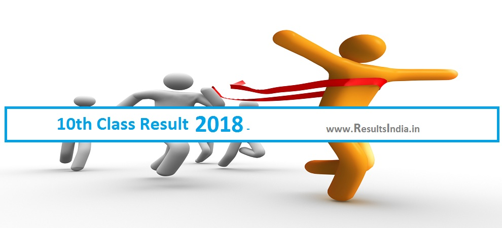 10th Class Result Dates 2018